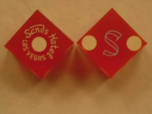 Sands Casino Items